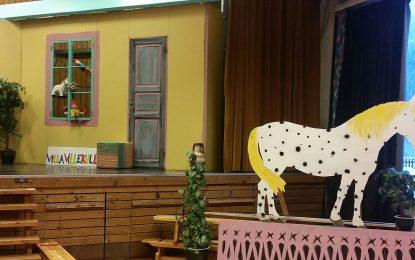 PIPPI på teater i Begnadalen
