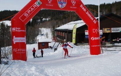 Skiavslutning med premier på søndag