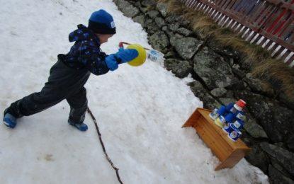 Barnehagedagen i Reinli Barnehage