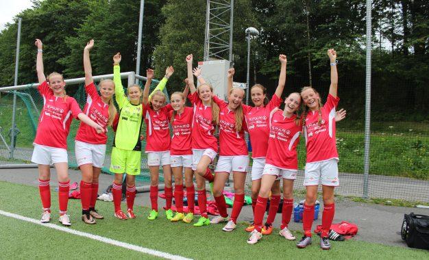 Norway Cup er igang – J13 først ut