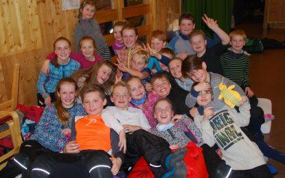 Velkommen til skisamling på Leirskogen