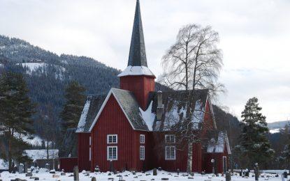 Påskegudstjenester i Sør-Aurdal