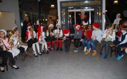 Hyggelig juletrefest med Røde Kors Omsorg