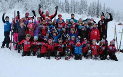 Ny vellykket skisamling