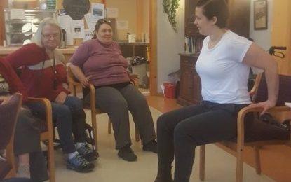 Aktiviteter for seniorer i Sør Aurdal