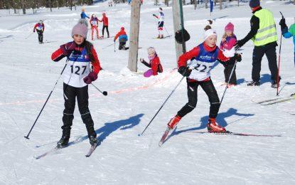 Fantastisk dag på Åsemyra under Sparebank1-mesterskap i skistafett