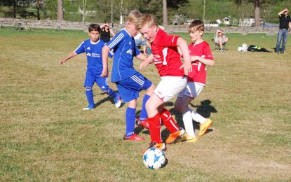Fotball på Vangen