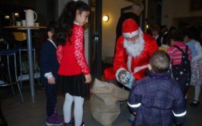 Velkommen til juletrefest
