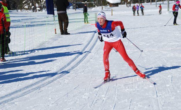 Skirapport fra Raufoss