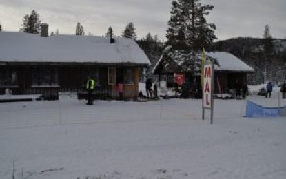 Resultater Sør Aurdalrennet supersprint 23.mars