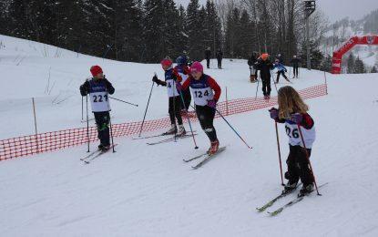 SPB1 VM i skistafett vel blåst