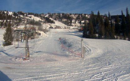 Søndag er det åpen dag i Stavadalen skisenter