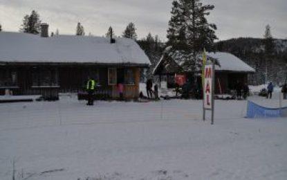 Resultater klubbrenn Åsemyre 12.02