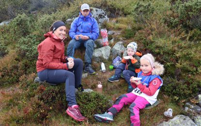God deltakelse i Bjødalskampen opp