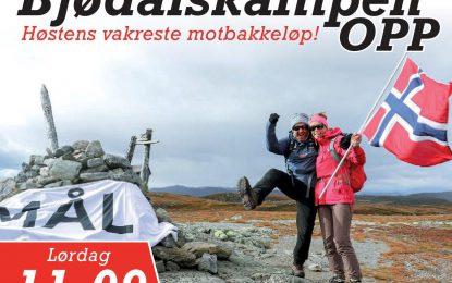 Bjødalskampen OPP  11/9